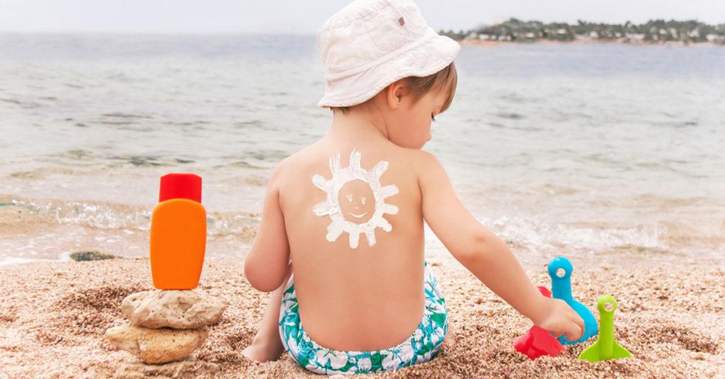 Ab wann Sonnencreme für mein Baby?