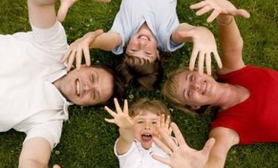 Im Familienurlaub in Österreich darf das Baby nicht fehlen