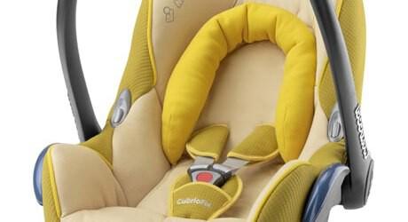 Einen Kindersitz für das Baby online kaufen