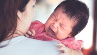 Erbrechen bei Babys