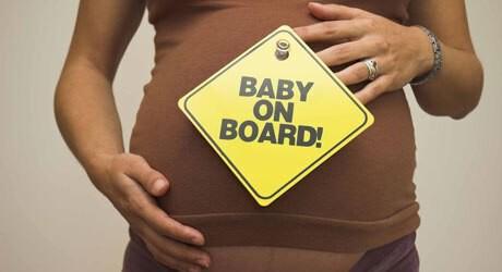 Wünsche zur Geburt von einem Baby