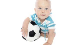 Baby-Turnübungen