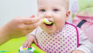 Einführung der Baby Beikost