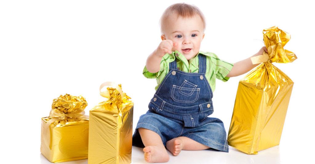 Geschenkideen für Baby