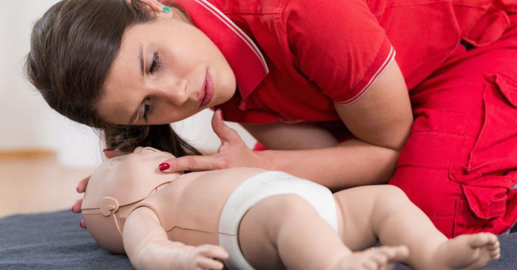 Erste Hilfe bei Baby und Kind