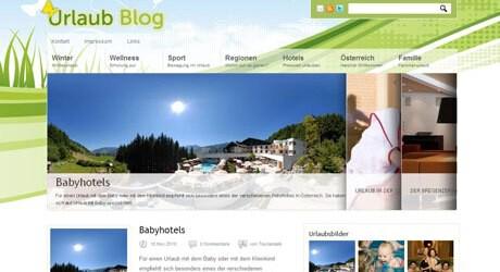 Urlaub in Österreich auf urlaub-blog.at
