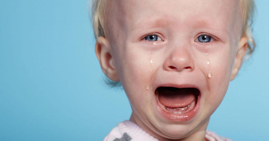 Verbrennungen bei Baby und Kleinkind