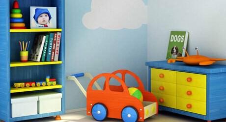 Braucht jedes Kinder ein eigenes Zimmer