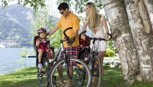 Fahrradsitz für Babys – Tauglichkeit, Sicherheit, Montage