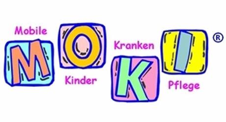MOKI-Mobile Kinderkrankenpflege-Logo