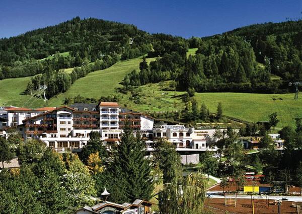 Das Wellnesshotel und Sporthotel Alpina ist ein Familienhotel auch für Urlaub mit Baby