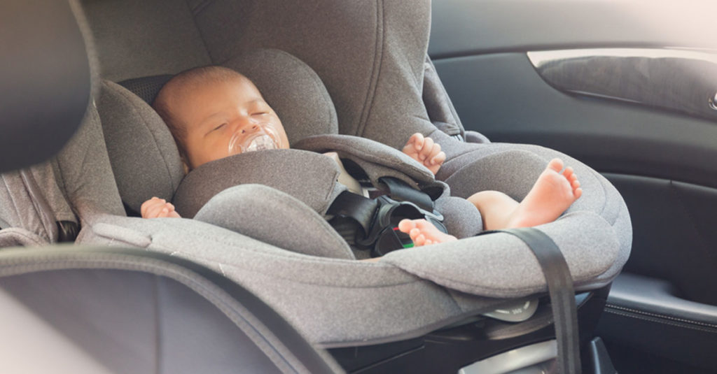 Autositze für Babys