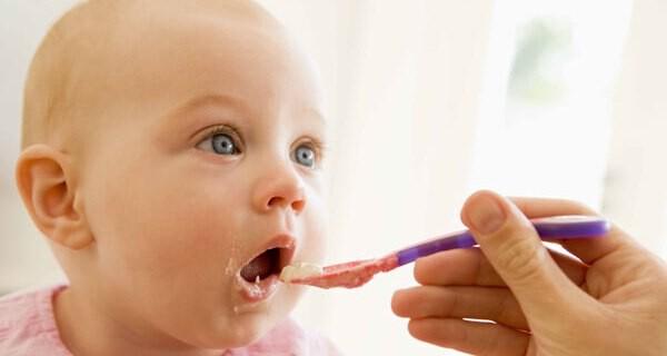 Baby Ernährung