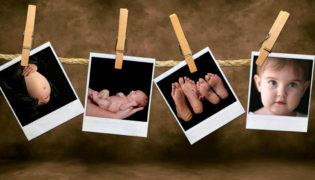 Babygeschenke basteln