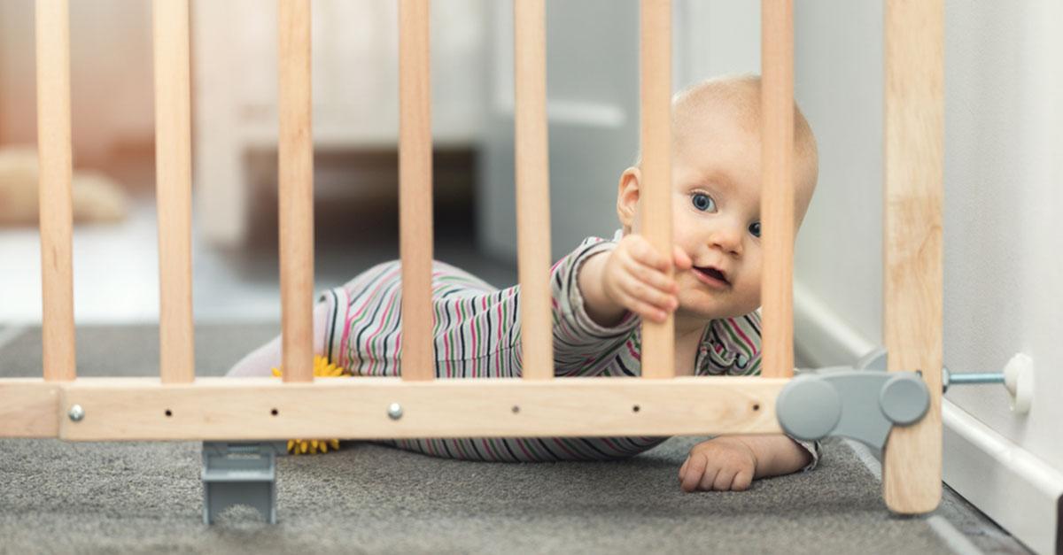 Babyschutzgitter