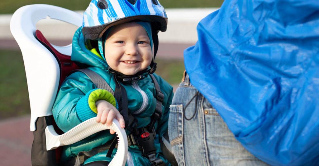 Fahrradsitz Sicherheit