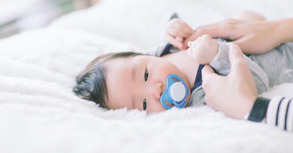 Fieber bei Kleinkindern