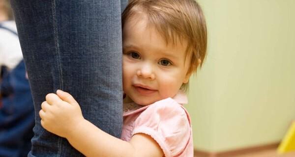 Gründe warum Babys fremdeln