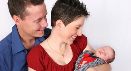 Schwanger werden nach der Geburt