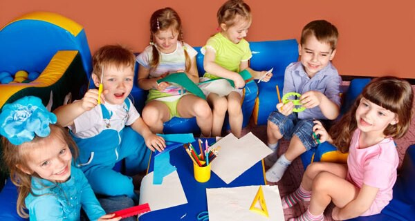 Ab wann soll ein Kleinkind in den Kindergarten