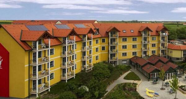 Das Kinderhotel Semi bietet Urlaub mit Baby im Burgenland