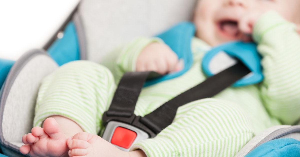 Kindersitz-Vorschriften