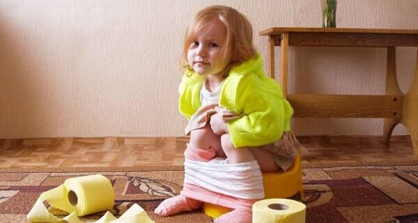 Tipps zum Sauber werden beim Kind