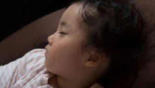 Baby schwitzt nachts