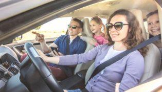 Tipps für das Autofahren mit Kinder