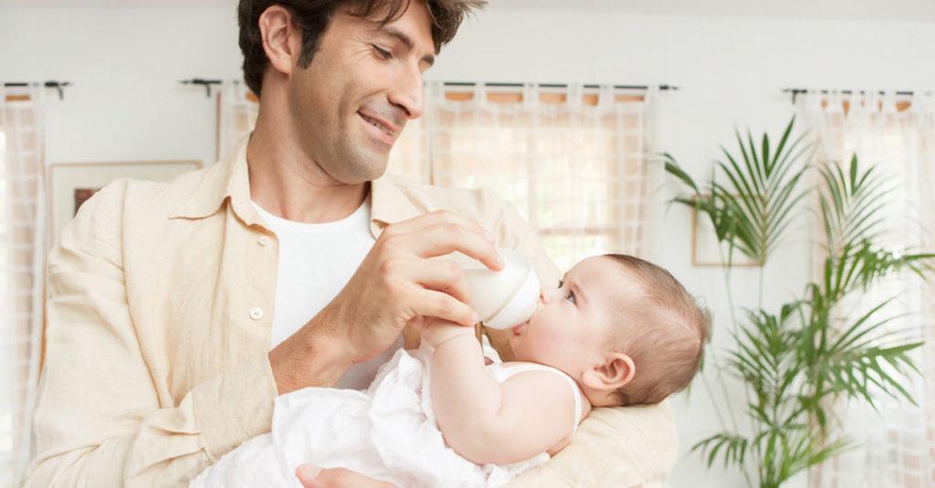 Baby Ernährung im 6. Monat