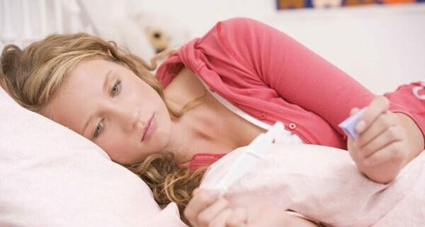 Blutung in der Frühschwangerschaft