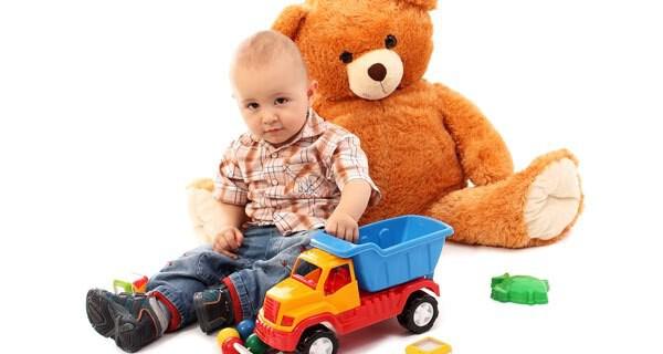 Entwicklung des Babys im ersten Lebensjahr