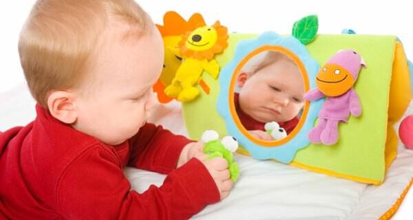 Erlebnisdecke für Babys