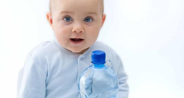 Das richtige Getränk für ein Baby