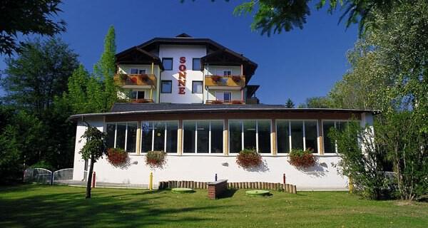 Kinderhotel Sonnelino am Klopeiner See in Kärnten