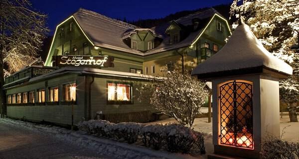 Das Kinderhotel Stegerhof liegt in Donnersbachwald in der Steiermark