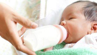 Babyernährung bei Neurodermitis