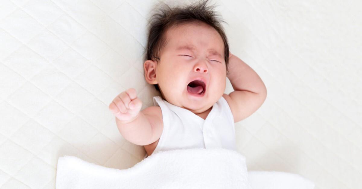 Schlafstörungen beim Baby