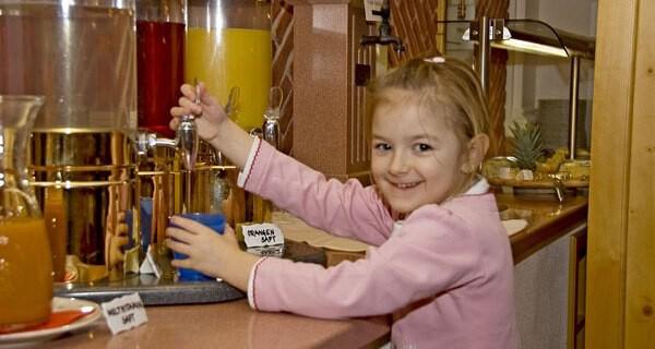 Das Hotel Stegerhof ist ein führendes Kinderhotel in Österreich