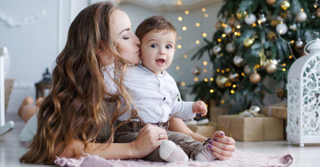 Tipps für Weihnachten mit Baby