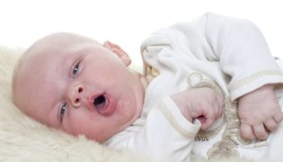 Husten beim Baby