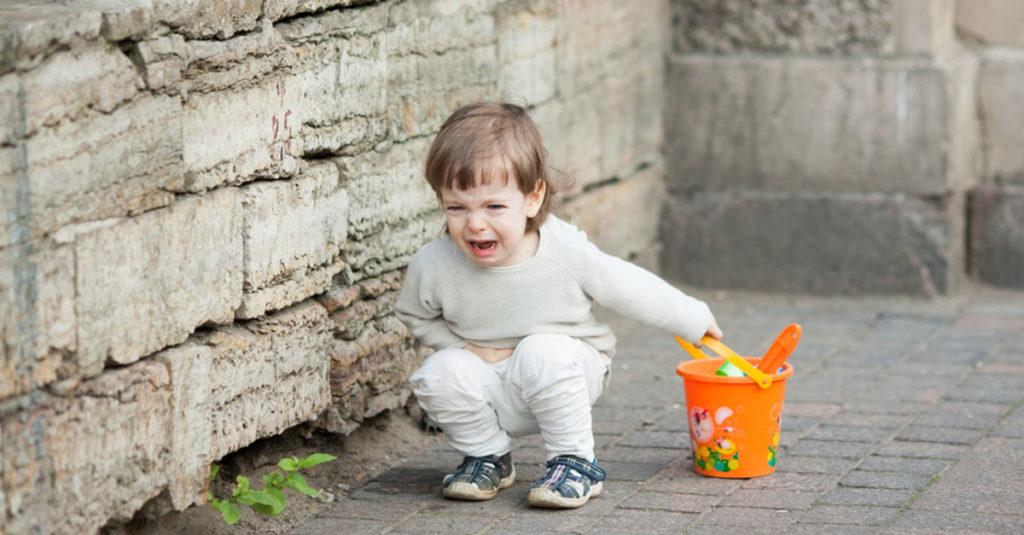 Durchfall bei Kleinkindern