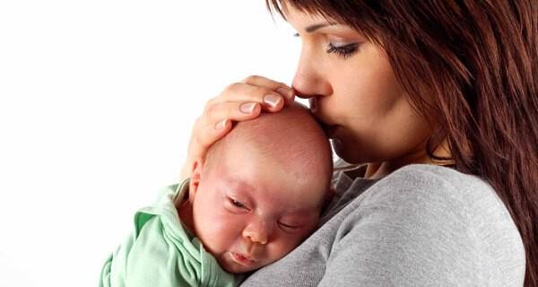Hautprobleme beim Baby