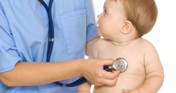 Husten und Schnupfen beim Baby