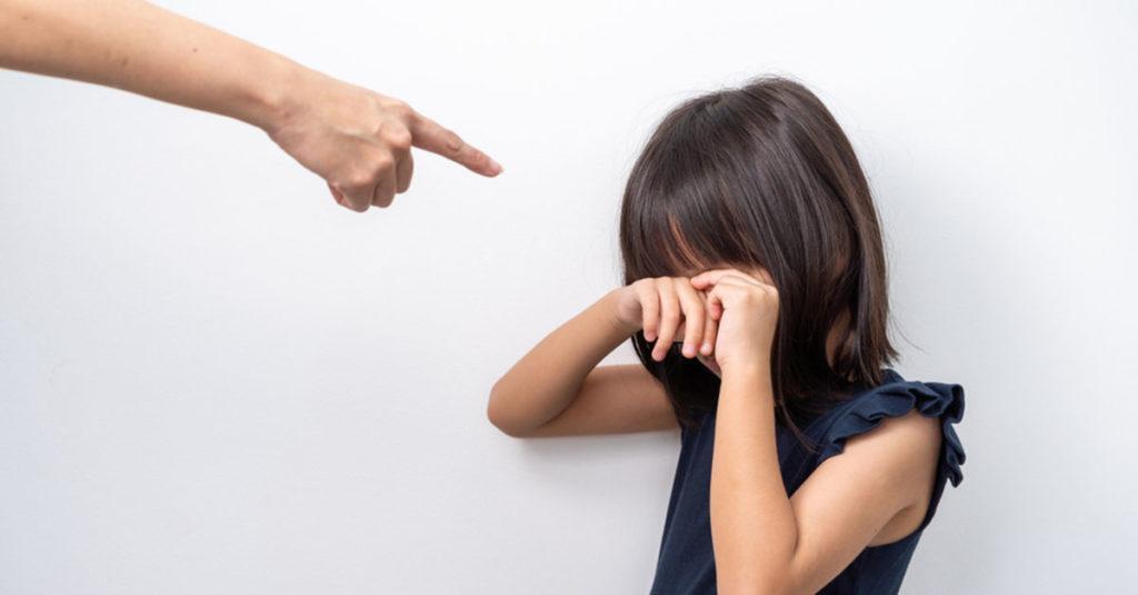 Kinder strafen