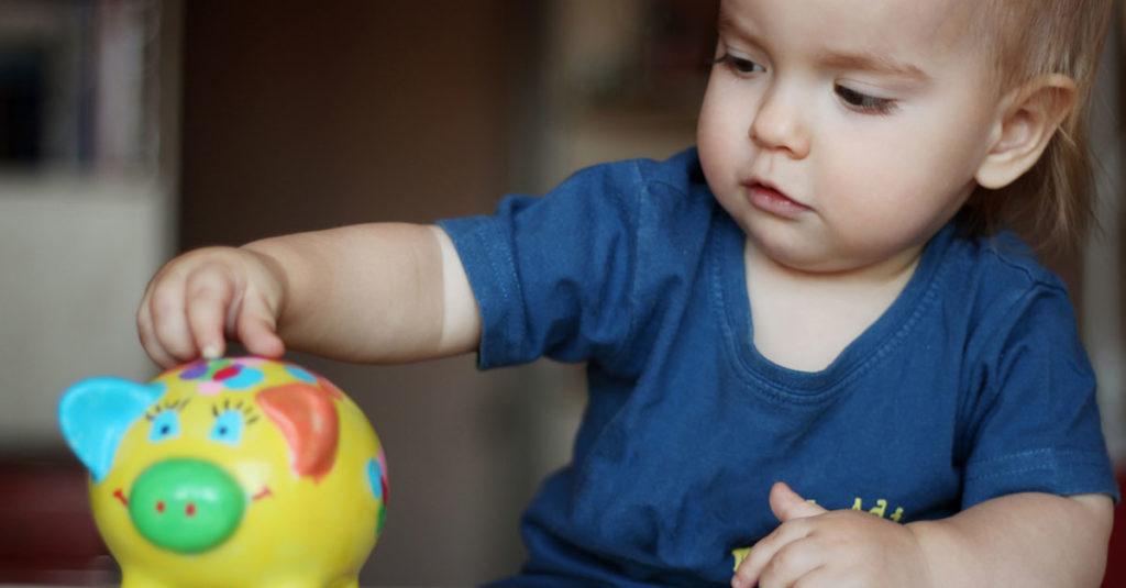 Kindern den Umgang mit Geld lehren