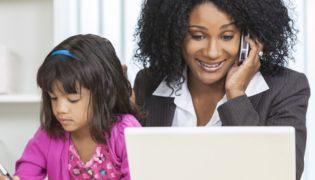Job und Kind vereinbaren