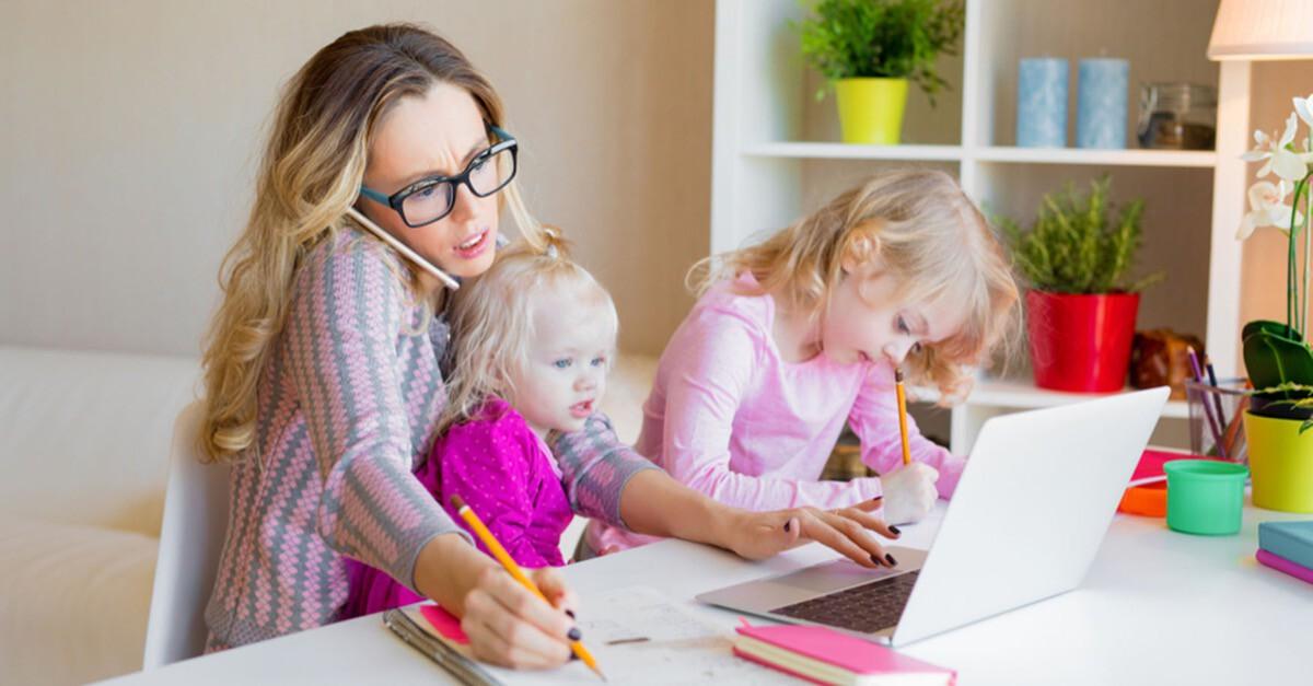 Job und Kinder