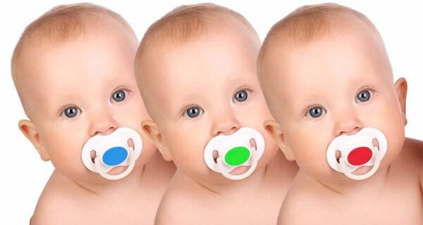 Schnuller beim Baby - ja oder nein?