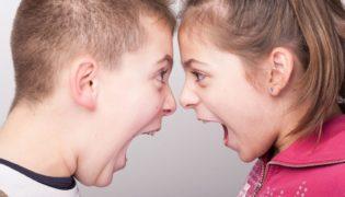 Was tun wenn Kinder streiten